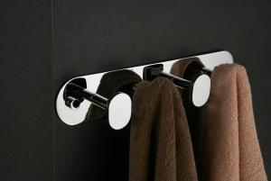 Akcesoria łazienkowe seria LIWIO