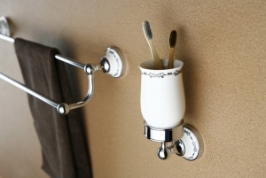 akcesoria łazienkowe seria NIKOLAS