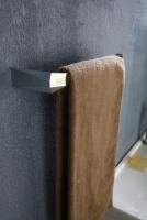 Wieszak na ręczniki prostokątny  <br/> ROK-87040