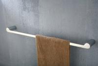 Wieszak na ręczniki pojedynczy <br/>  DOR-97020