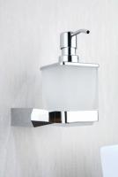 Dozownik mydła z uchwytem ściennym  <br/> ROK-87072