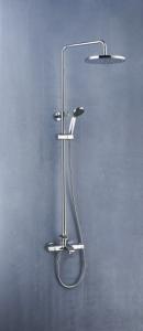 Zestaw termostatyczny wannowo-prysznicowy natynkowy <br/> TER-ZWPN.500C