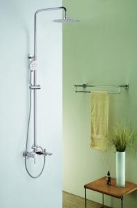 Zestaw wannowo-prysznicowy natynkowy ICO-ZWPN.500C