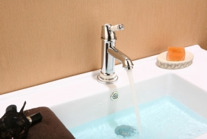 Bateria umywalkowa jednouchwytowa <br/> NIK-BUN.011C